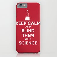 Blinded By Science iPhone 6 Slim Case
