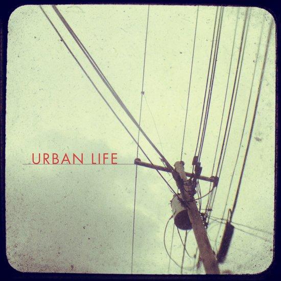 urban life project Canvas Print