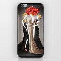 Graces iPhone & iPod Skin