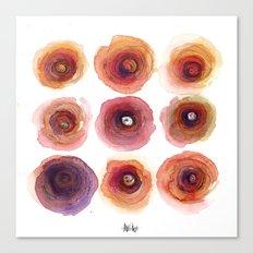 Nine Niles Canvas Print