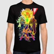 Uncanny X-Men SMALL Mens Fitted Tee Black