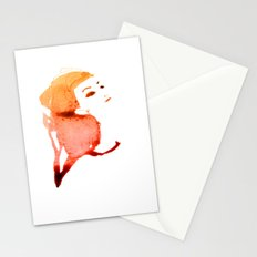 Orange Stationery Cards