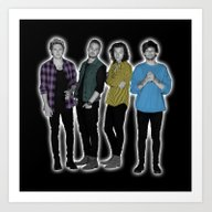 One Direction: Four Art Print