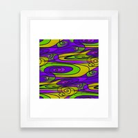 Abstract #211 Framed Art Print