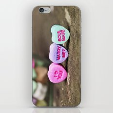 Marry Me? iPhone & iPod Skin