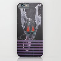iPhone & iPod Case featuring THE PETULANT PENUMBRA by Matthew Williams