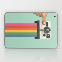 Take A Picture. It Lasts… Laptop & iPad Skin