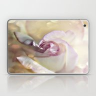 Soft Delicate Petals Laptop & iPad Skin