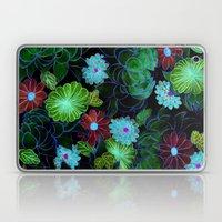 Oriental Blossom (night … Laptop & iPad Skin