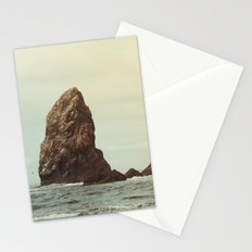 Sea Stacks (Cannon Beach, Oregon) Stationery Cards