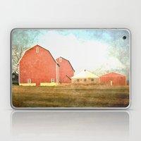 Family Farm Laptop & iPad Skin