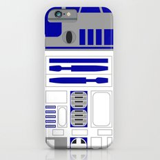 Star Wars R2D2 Vector iPhone 6 Slim Case