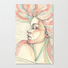 Pastel Dream Canvas Print