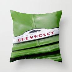 Chevrolet Throw Pillow