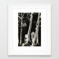 The Girls - Tim Burton Framed Art Print