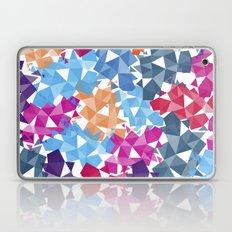 Colorful geometric Shapes Laptop & iPad Skin