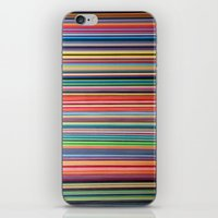 STRIPES23 iPhone & iPod Skin