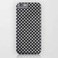 iPhone Cases featuring Polka Dots Walls by Subcutaneo