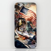 Assassin's Creed III iPhone & iPod Skin