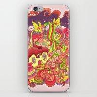 Cosmic Woods iPhone & iPod Skin
