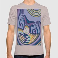 Cyclop's Grin Mens Fitted Tee Cinder SMALL