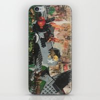 P40 Crash iPhone & iPod Skin