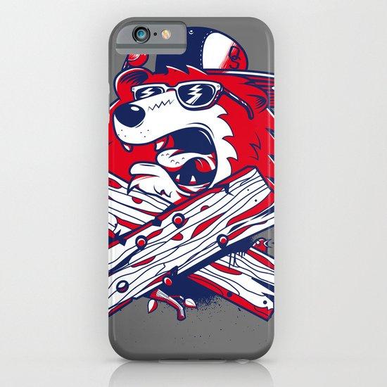 Old School Bear iPhone & iPod Case
