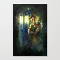 The 11th Hour Canvas Print