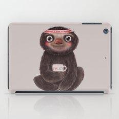 Sloth I♥lazy iPad Case