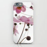 Pink Wild Flowers iPhone 6 Slim Case
