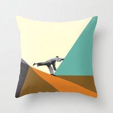 Deconstructing Throw Pillow