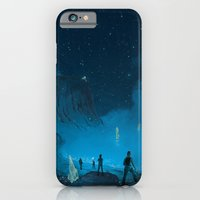 iPhone & iPod Case featuring The Ethereal Underground by Steven P Hughes