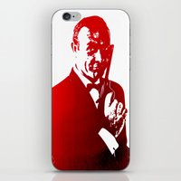 James Bond - Red or Dead iPhone & iPod Skin