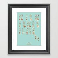 Monty Phyton Framed Art Print
