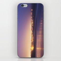 City Glow iPhone & iPod Skin