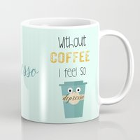 DEPRESSO Mug
