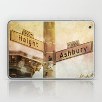 Sunset In the Haight Laptop & iPad Skin
