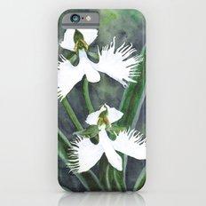 Habenaria radiata orchids Slim Case iPhone 6s