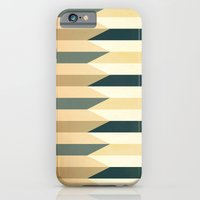 iPhone & iPod Case featuring Pencil Clash I by Andre Villanueva