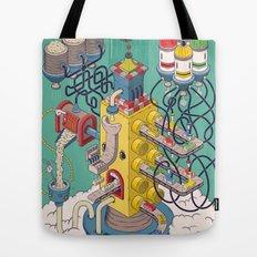 Rasti / Industria Argentina Tote Bag