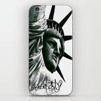 Statue Of Liberty iPhone & iPod Skin