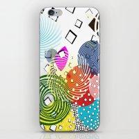 Freeda iPhone & iPod Skin