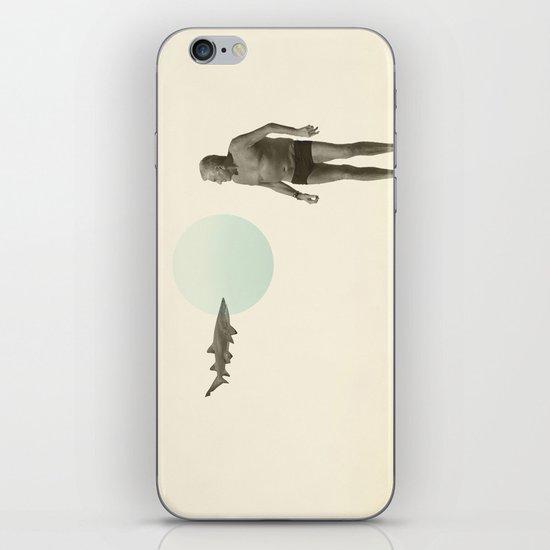 shark bate iPhone & iPod Skin