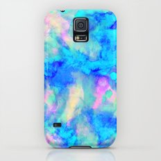Electrify Ice Blue Galaxy S5 Slim Case