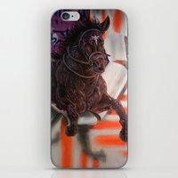 The Charge Pt. 3 iPhone & iPod Skin