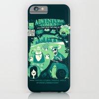 Adventure Comics iPhone 6 Slim Case