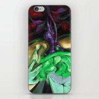 Passion Purple iPhone & iPod Skin