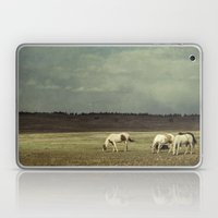 wild horses Laptop & iPad Skin