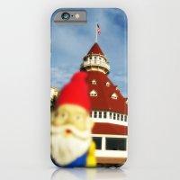 Gnorman visits the Hotel Del Coronado iPhone 6 Slim Case