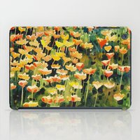 California Popies iPad Case